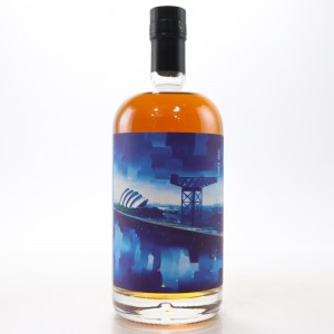 Caroni 1999 Creative Whisky Co 15 Year Old / James Dinnen Series