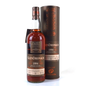 Glendronach 1994 Single Cask 22 Year Old #1376