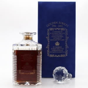 Macallan Golden Jubilee Decanter