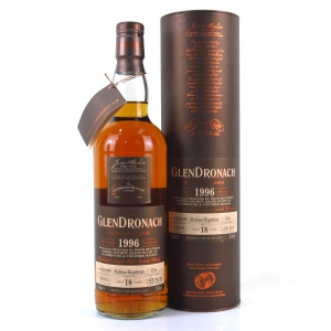 Glendronach 1996 Single Cask 18 Year Old Single Cask #4766