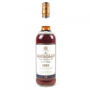 Macallan 18 Year Old 1983