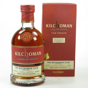 Kilchoman Club Small Batch Release 2014 / Including Pin