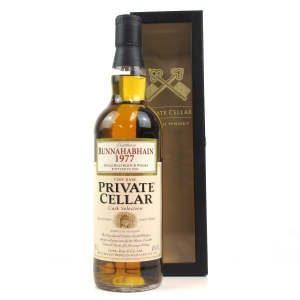 Bunnahabhain 1977 Private Cellar