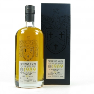 Blair Athol 1989 Creative Whisky Co 23 Year Old