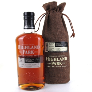 Highland Park 2001 Single Cask 15 Year Old #2154 / The Whisky House
