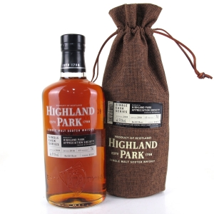 Highland Park 2003 Single Cask 13 Year Old #2115 / Highland Park Appreciation Society