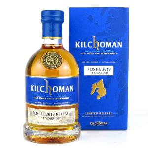 Kilchoman 2007 Bourbon Barrel 11 Year Old / Feis Ile 2018