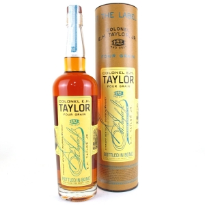 Colonel E.H Taylor Four Grain