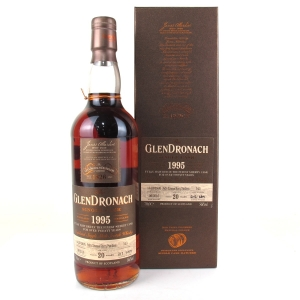 Glendronach 1995 Single Cask 20 Year Old #543