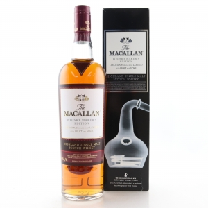 Macallan Whisky Maker's Edition / Nick Veasey