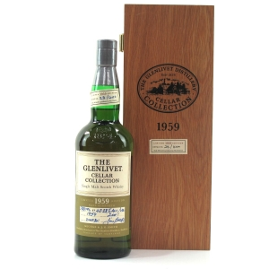 Glenlivet 1959 Cellar Collection Cask Strength 75cl