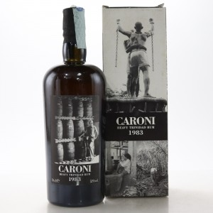 Caroni 1983 High Proof 22 Year Old Heavy Rum