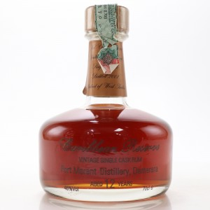 Port Mourant 1989 Caribbean Reserve 12 Year Old / Rinaldi Import