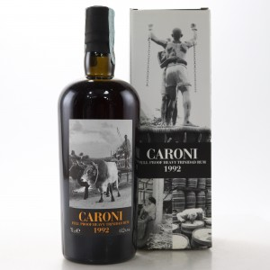 Caroni 1992 Full Proof 18 Year Old Heavy Rum