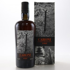 Caroni 1988 15 Year Old Blended Rum