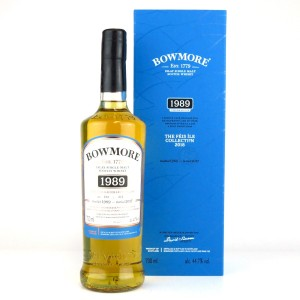 Bowmore 1989 Single Cask #7929 / Feis Ile 2018
