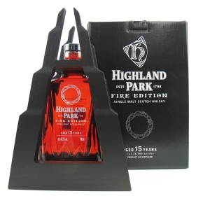 Highland Park Fire Edition 15 Year Old