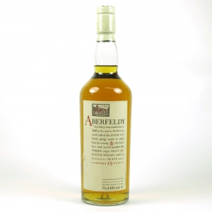Aberfeldy 15 Year Old 1980s