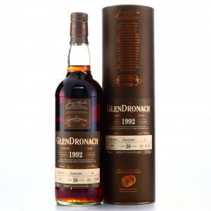Glendronach 1992 Single Oloroso Cask 26 Year Old #66 / Abbey Whisky 10th Anniversary