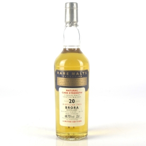 Brora 1975 Rare Malt 20 Year Old 20cl / 60.75%