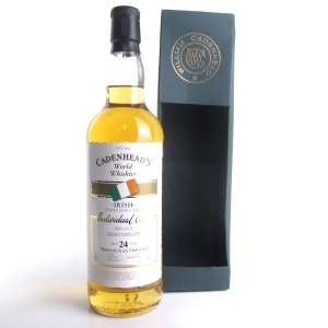 Cooley Peated Cadenhead's 24 Year Old