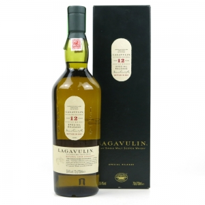 Lagavulin 12 Year Old 2007 Release