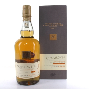 Glenkinchie 1990 20 Year Old Cask Strength