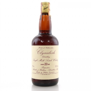 Clynelish 1966 Sestante 23 Year Old / Cadenhead's White Label 1989
