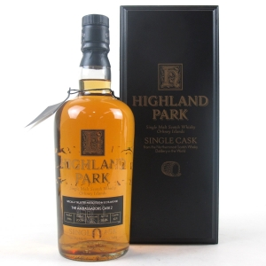 Highland Park 1996 10 Year Old Ambassador Cask #2