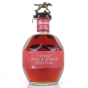 Blanton's Single Barrel Bourbon Limited Edition 2016 / M&P Wine and Spirits Festival Exclusive