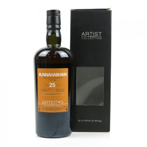 Bunnahabhain 1988 Artist Collection 25 Year Old