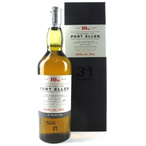 Port Ellen 1978 31 Year Old 10th Release