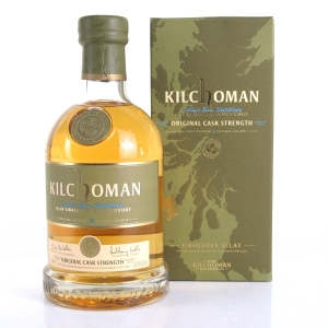 Kilchoman 2009 Original Cask Strength 5 Year Old