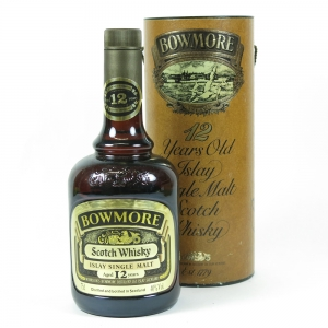 Bowmore 12 Year Old 75cl 1980s Front