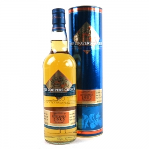 Littlemill 1985 Coopers Choice 26 Year Old