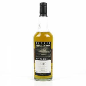 St Magdalene / Linlithgow 1982 Single Malts of Scotland 23 Year Old