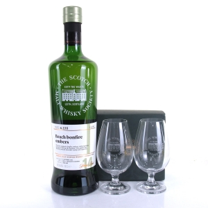 Highland Park 2002 SMWS 14 Year Old 4.235 / Including 2 SMWS Tasting Glasses