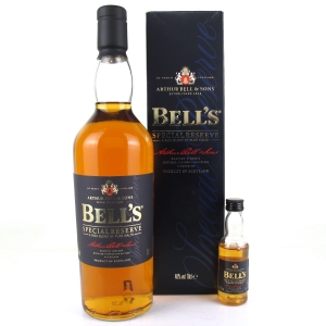 Bell's Special Reserve Pure Malt / Including 5cl Miniature