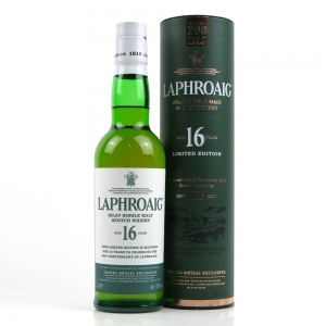 Laphroaig 16 Year Old 35cl / 200th Anniversary