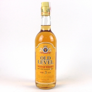 Old Level 3 Year Old Scotch Whisky