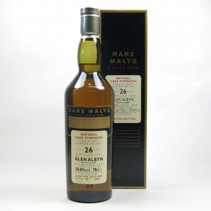 Glen Albyn 1975 Rare Malt 26 Year Old