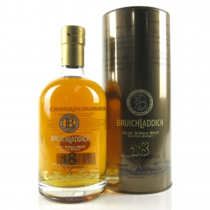 Bruichladdich 18 Year Old Second Edition