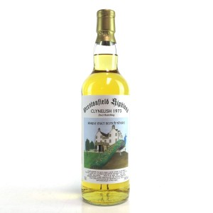 Clynelish 1973 Prestonfield House 33 Year Old / 2nd Bottling