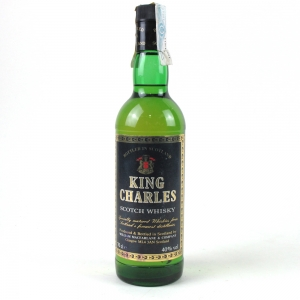 King Charles Scotch Whisky