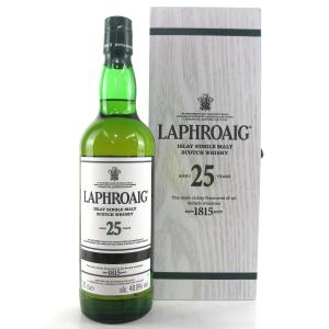 Laphroaig 25 Year Old Cask Strength 2017 Edition