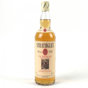 Strathglen / Deanston 12 Year Old Highland Malt Whisky