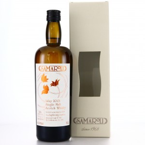 Laphroaig 2001 Samaroli Single Cask #367 / Bar Yumoto 10th Anniversary