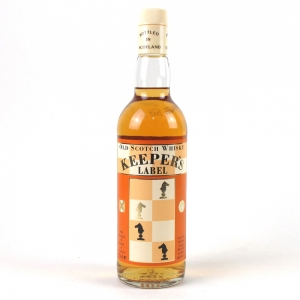 Keeper's Label Blended Scotch Whisky