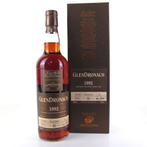 Glendronach 1992 Single Cask 25 Year Old #89