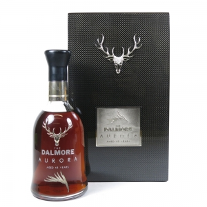 Dalmore Aurora 1964 Oloroso Cask 45 Year Old Front